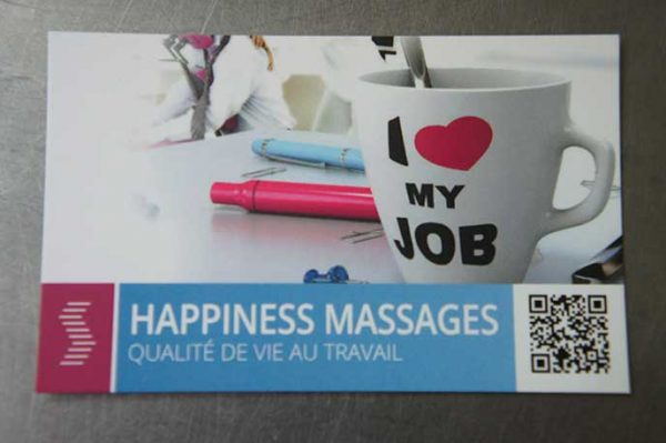 HAPPINESS MASSAGES