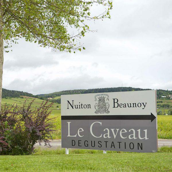 Cave Nuiton Beaunoy <br> Beaune