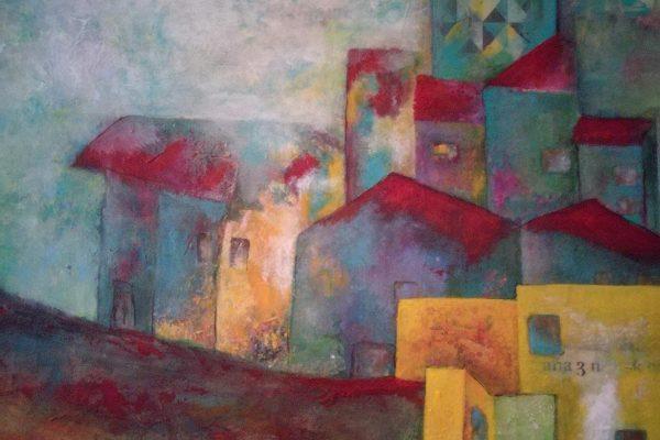 Sylvie Bernede<br>Artiste peintre